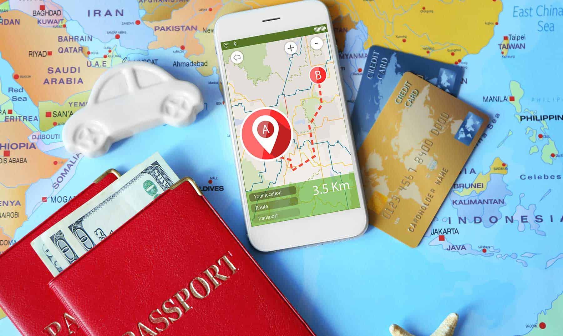 Apps para viajar disfrutar