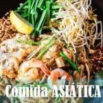 comida asiatica