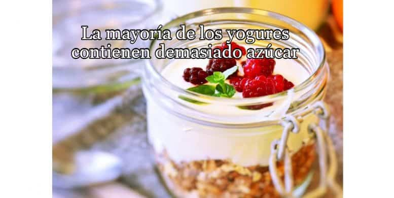 yogur natural