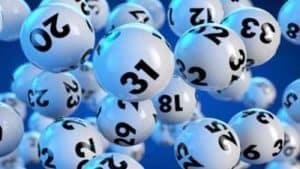 numeros de loteria ganadores cayendo